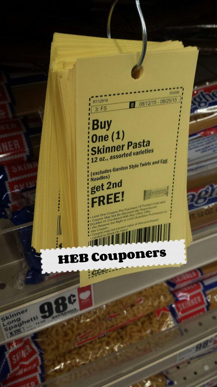 Bargain box coupons