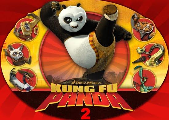 Descargar juego java Kung Fu Panda 2 para celulares