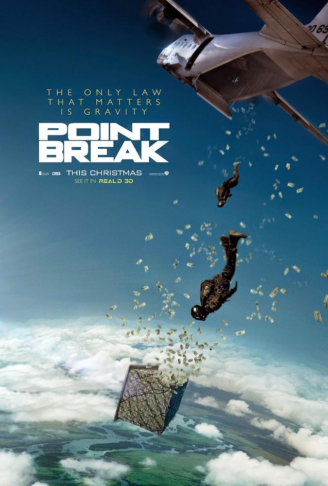 ตัวอย่างหนังใหม่ : Point Break (ปล้นข้ามโคตร) ซับไทย(ซับไทย) poster