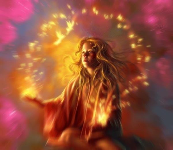 Anima e dintorni la riconessione galattica - Armatura dell immagine del dio ...