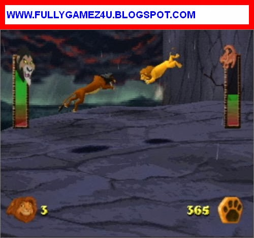 Download Lion King Game 100% Working