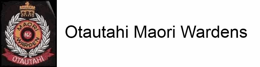 Otautahi Maori Wardens