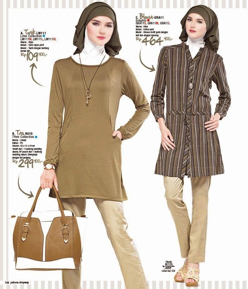 model fashion baju 2015 terbaru yang banyak dicari