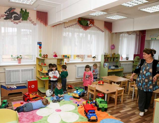 В Сергиево-Посадском районе записать ребёнка в детский сад можно двумя способами: в МФЦ или через интернет.