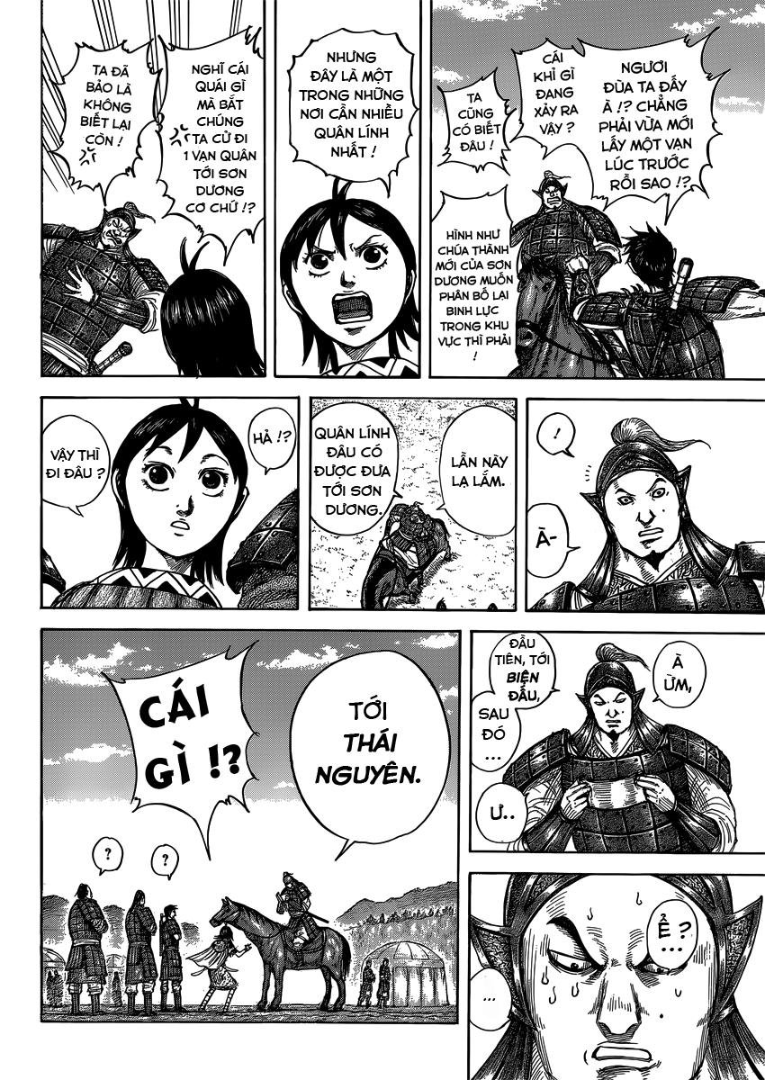 Kingdom – Vương Giả Thiên Hạ (Tổng Hợp) chap 404 page 13 - IZTruyenTranh.com