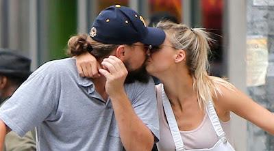 Leonardo Di Caprio está enamorado