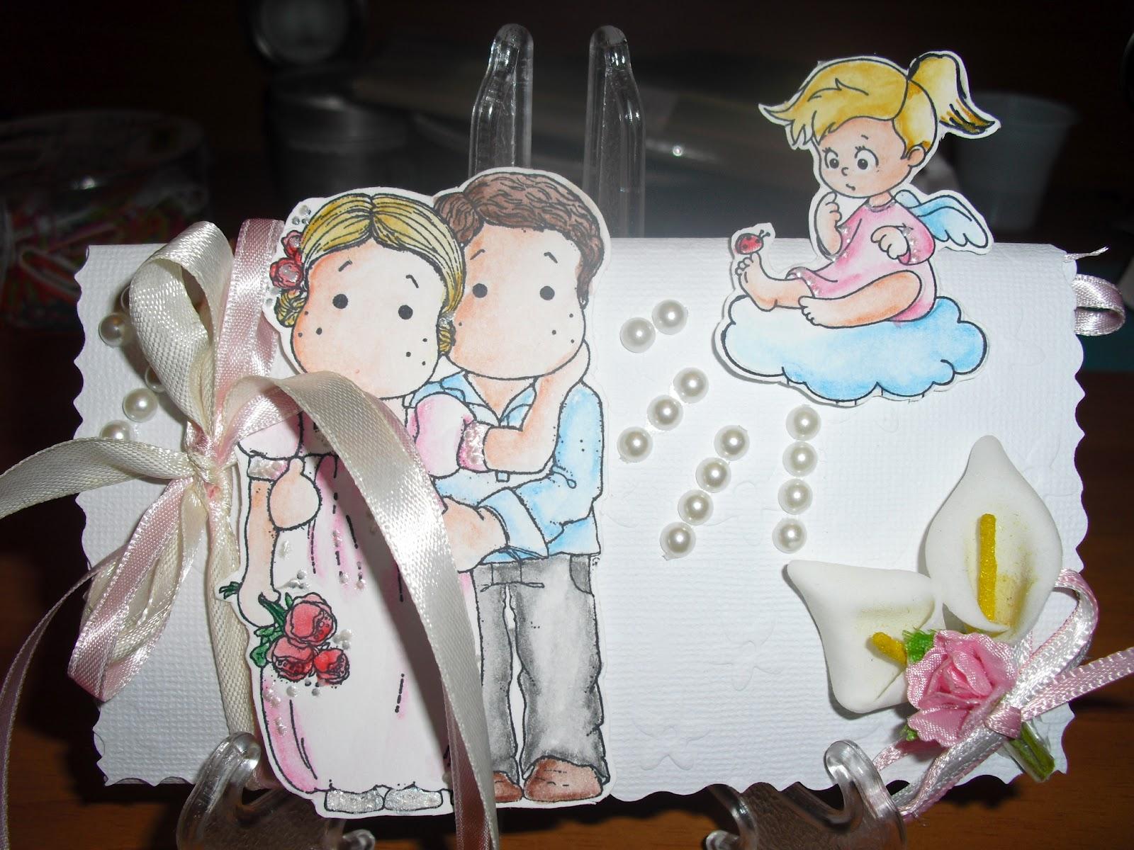 Auguri Matrimonio E Battesimo : Carta enrica e fantasia card porta soldi per matrimonio