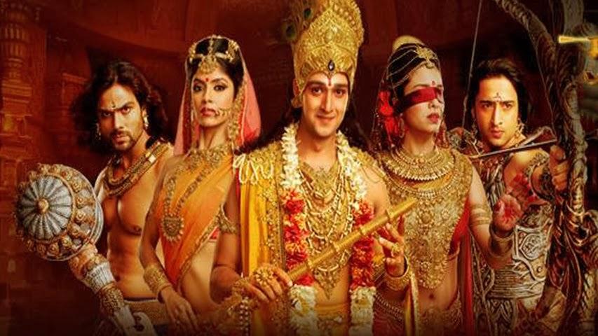 Mahabharath - Nova Série - 2013