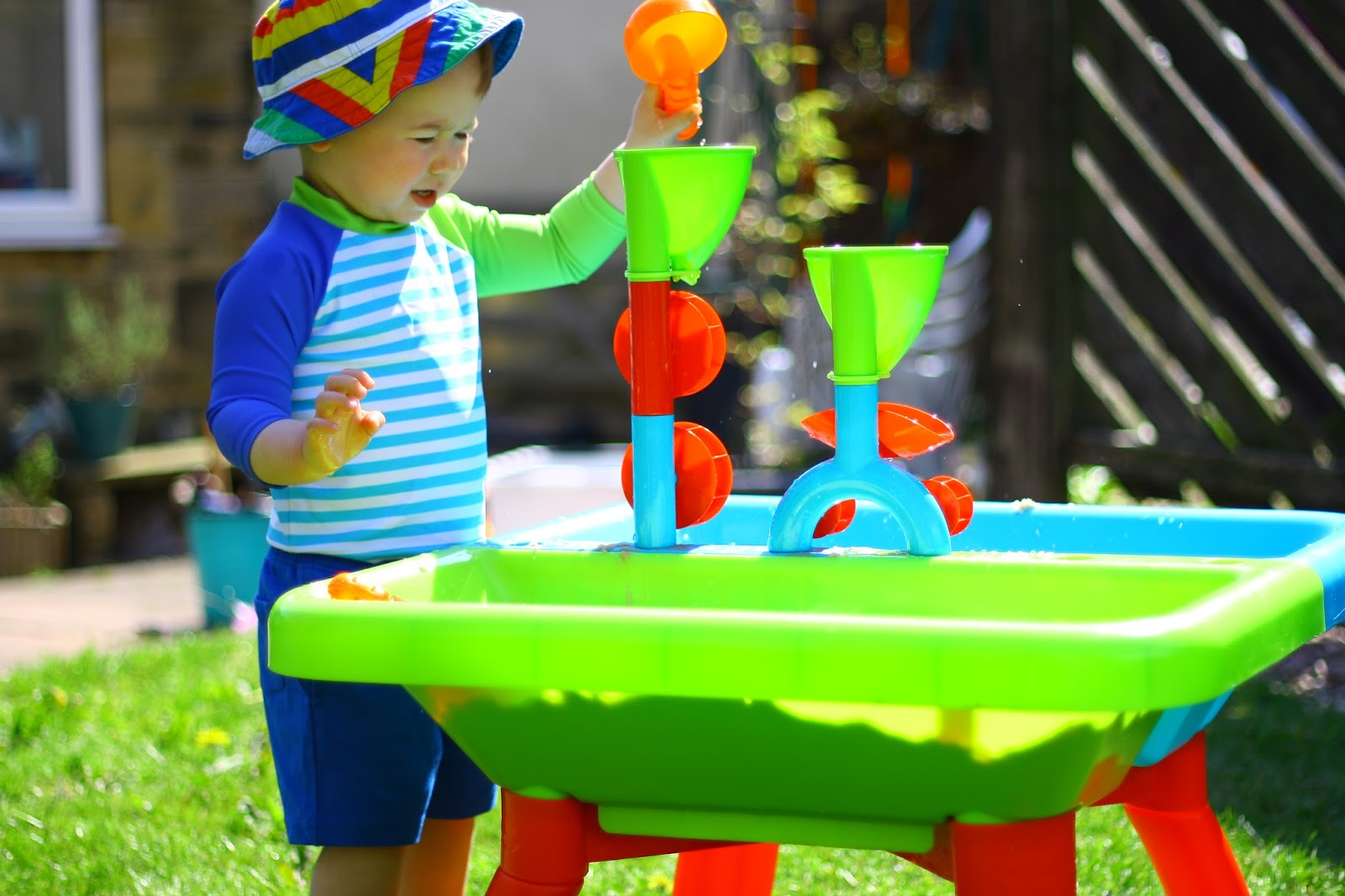 Early Learning Centre Sand and Water Table | Oh Little One Sweet