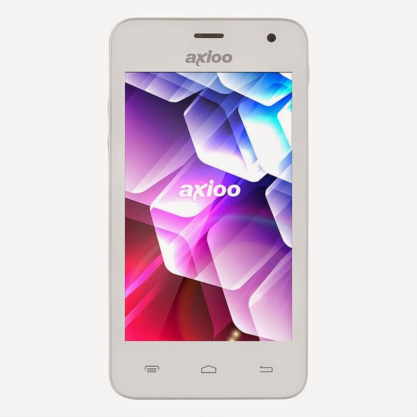 Spesifikasi dan Harga Axioo Picophone 4 GDF | Smartphone Murah Meriah 900 ribuan