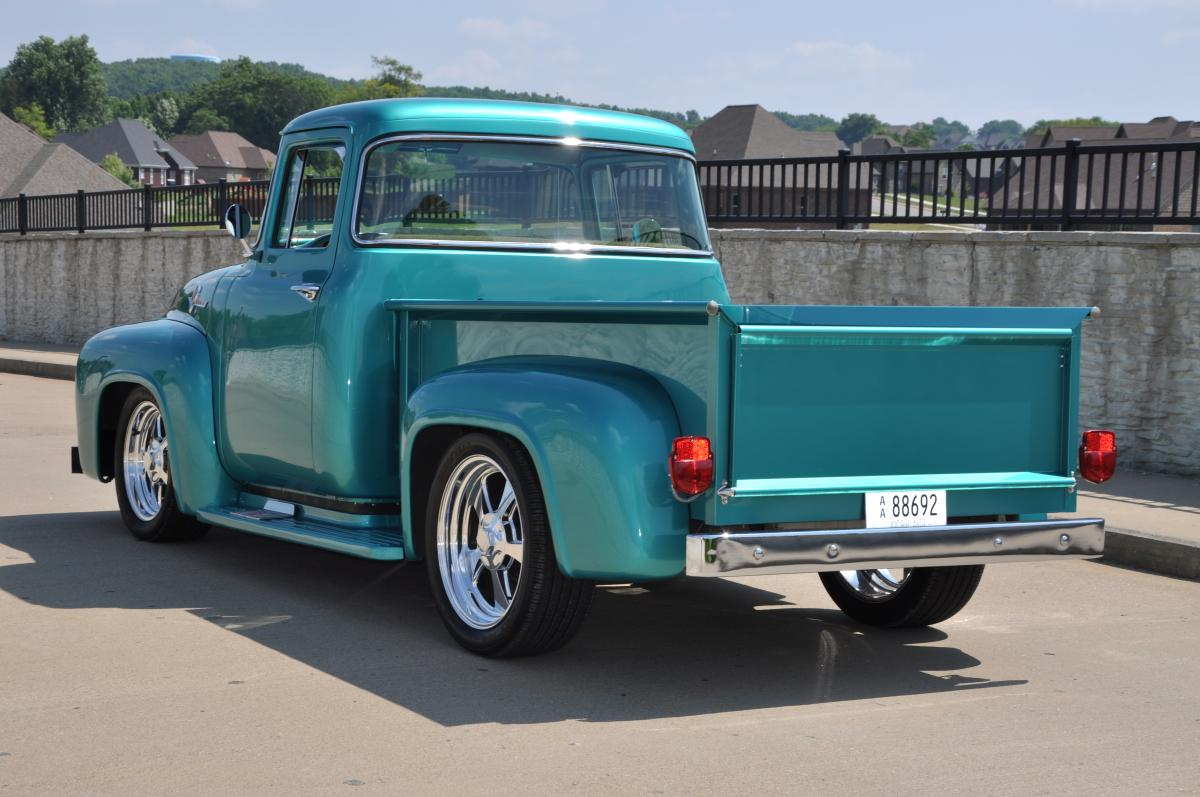 Craigslist Ford F100 For Sale >> 1956 Ford F100 hot rods street rods pickup Pictures ~ cars pictures