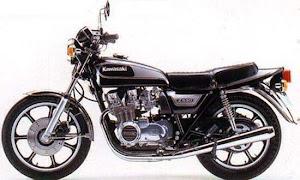 1979 Kawasaki Z 650