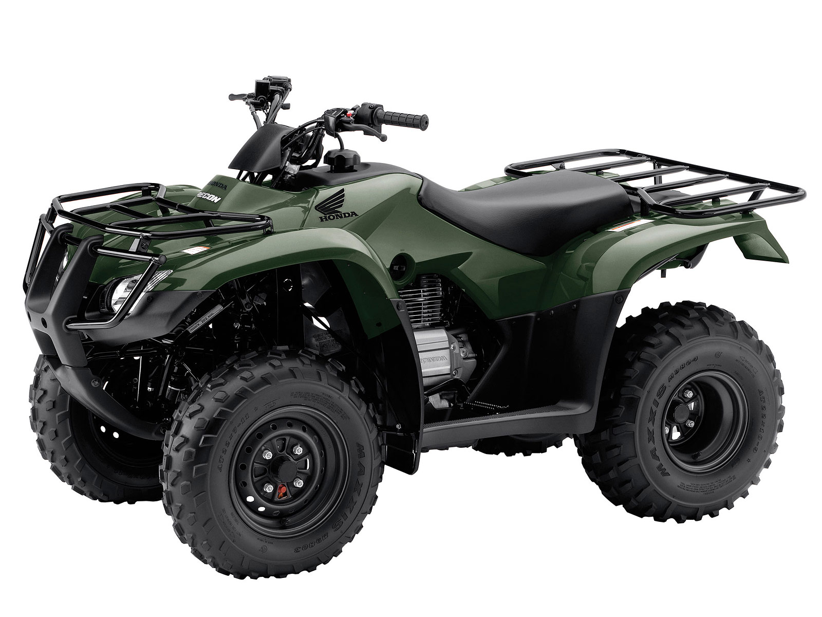 2013 Honda FourTrax Recon ES TRX250TE ATV pictures. 480x360 pixels
