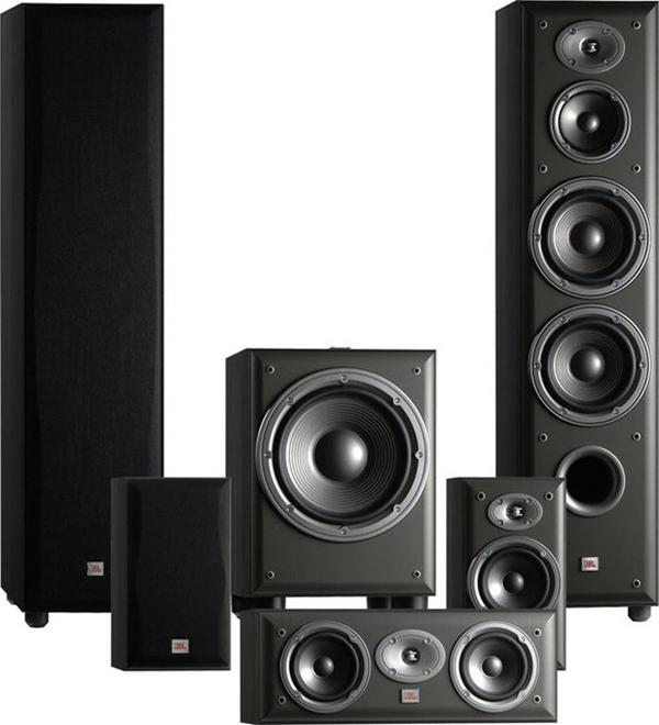 Встраиваемая акустика JBL CSS8008 8