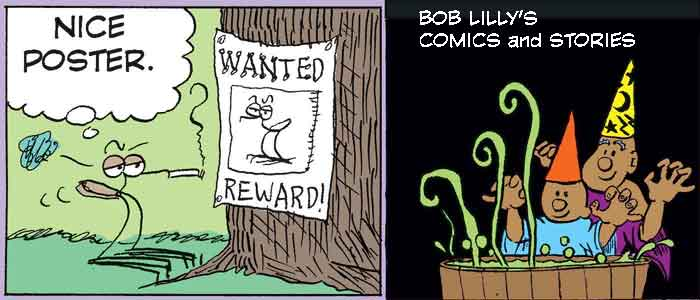 Bob Lilly's Comics and Stories