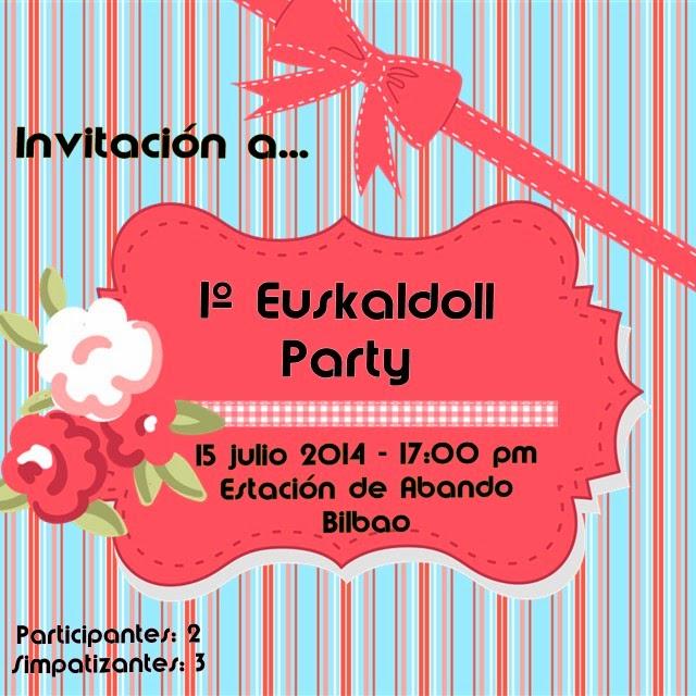 1º Euskaldolls party bilbao