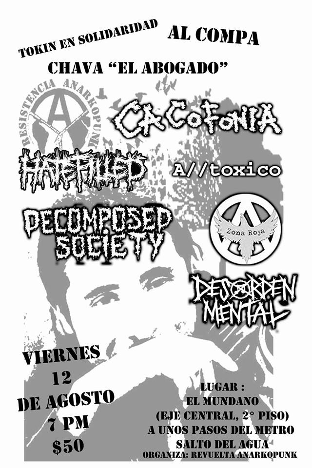 Apocalipstix - War In My Head
