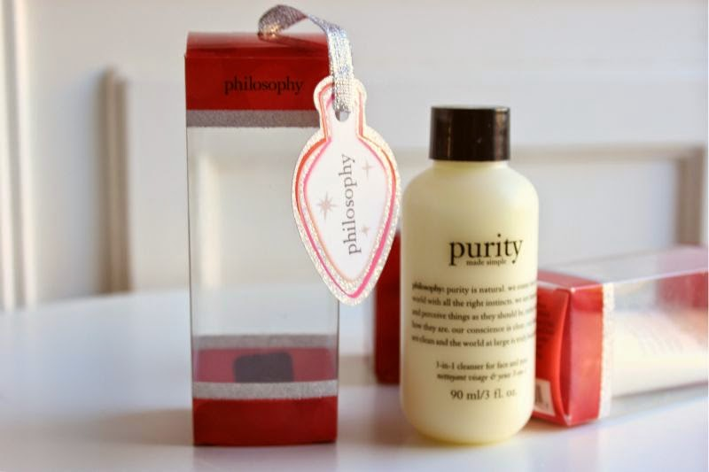 Philosophy Skin Care Ornaments