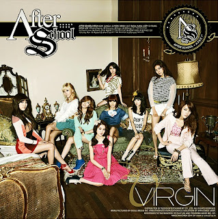 After School - Virgin Lyrics