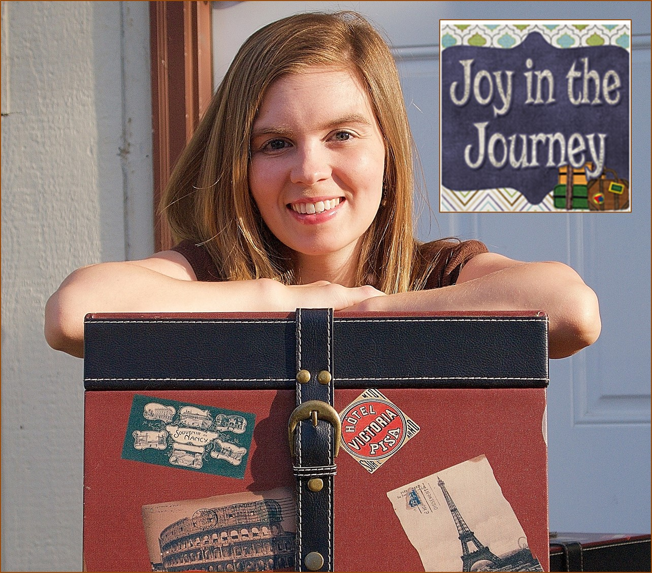Jessica Lawler @ Joy in the Journey