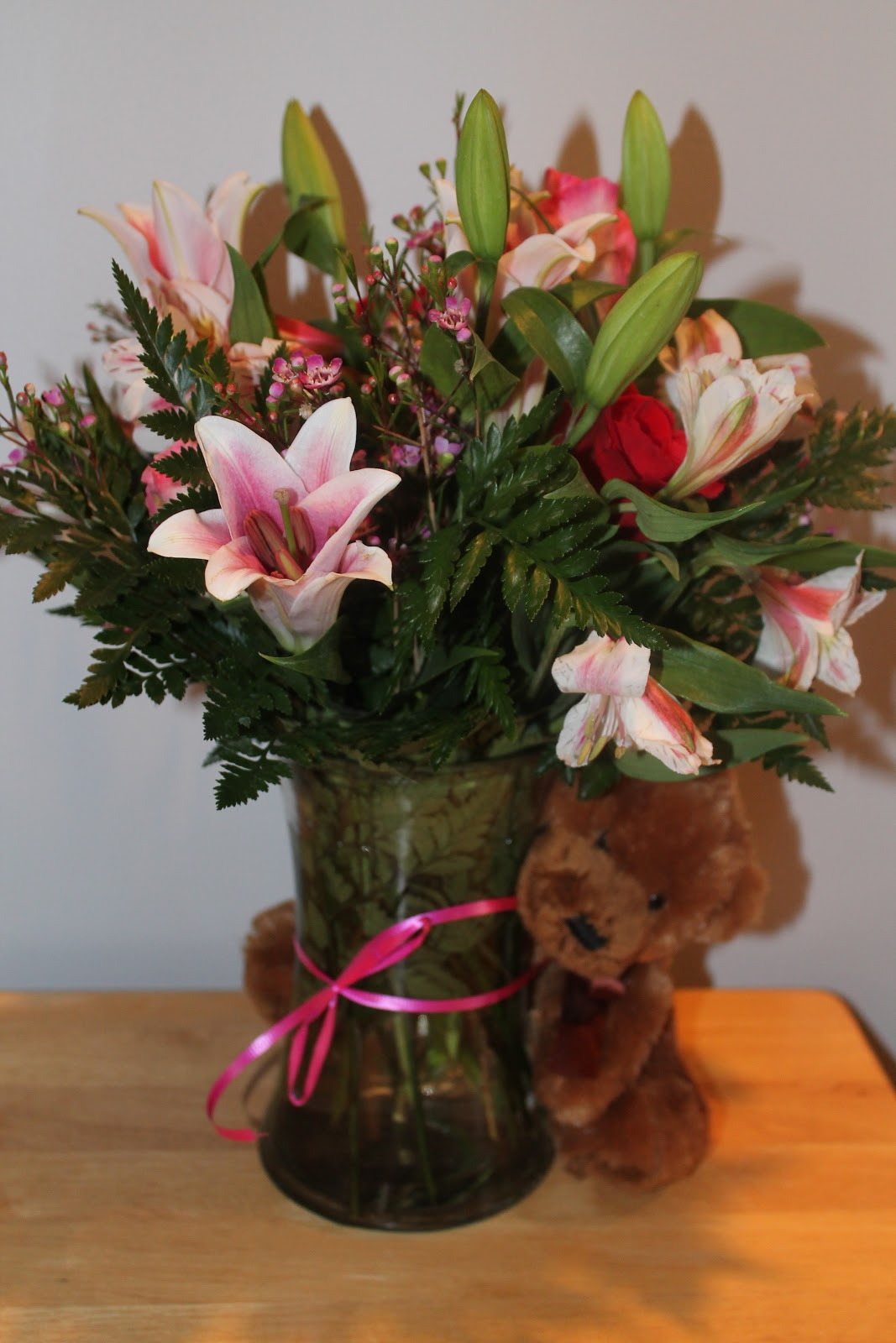 FromYouFlowers Valentine's Day Flowers Review and Discount Code