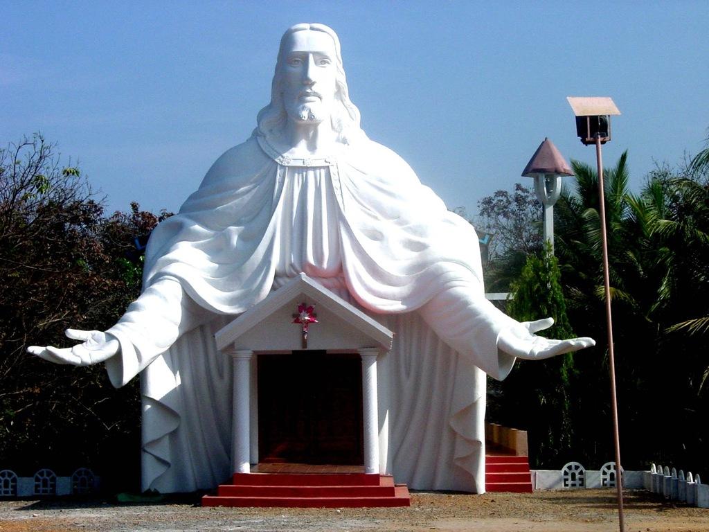 Udupi India  city pictures gallery : Catholic Church near Udupi, Karnataka ~ Popular Temples of India