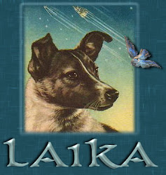 In Memory  and Honor of Laika