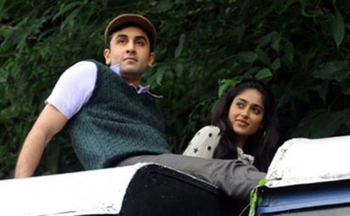 Ranbir Kapoor and Ileana D'Cruz