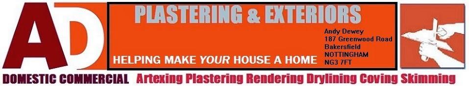 Plastering 0115 940 1550