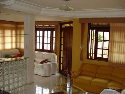 Casas pequenas baratas e aconchegantes for Casas decoradas por dentro