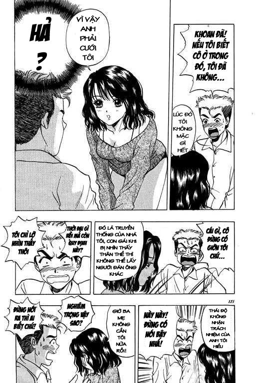 Malisa(Hội Mắt Nai) chap 7 - Trang 21