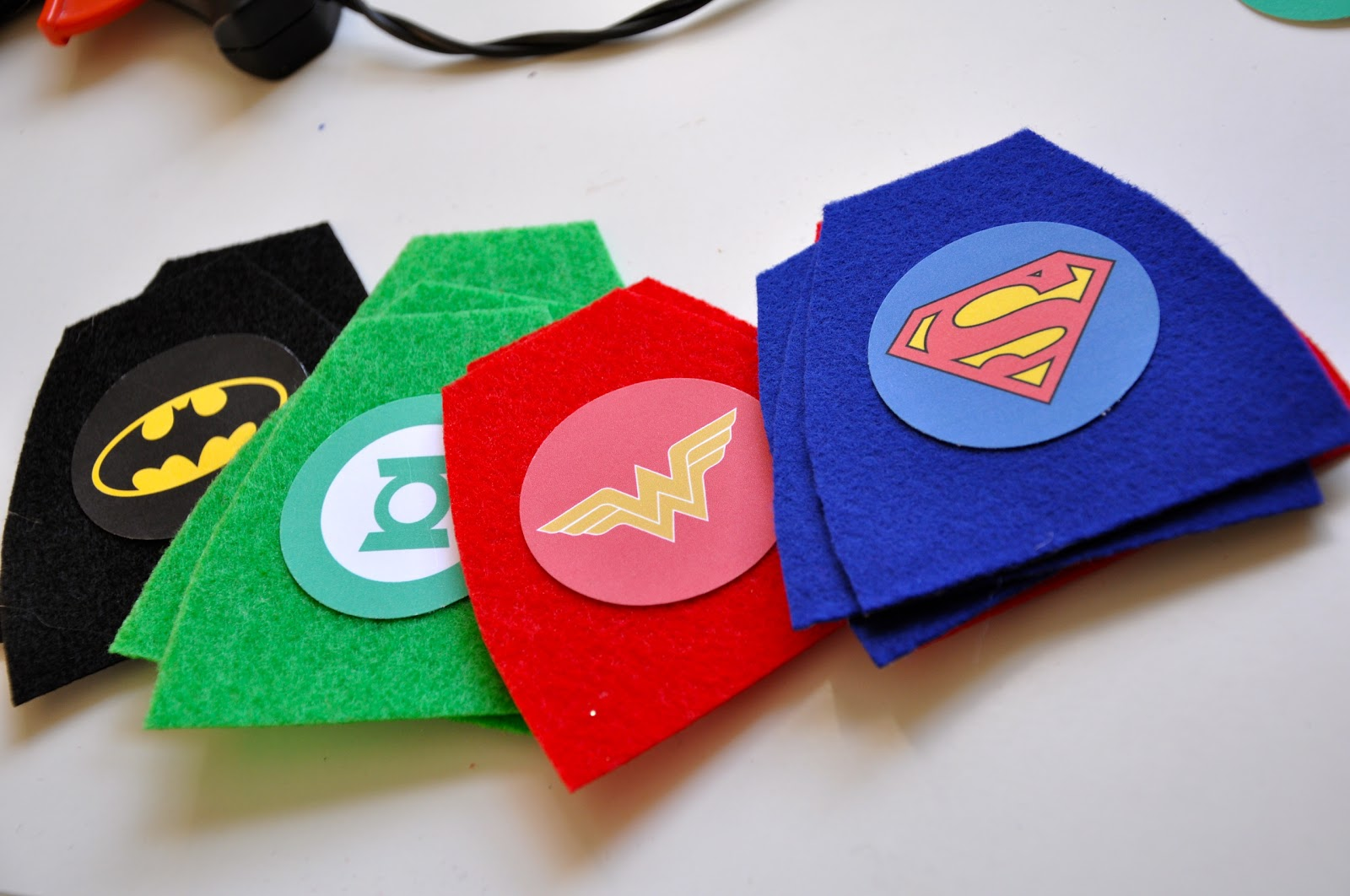 Printable Superhero Cape Template