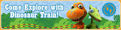 pbs dinosaur train field guide