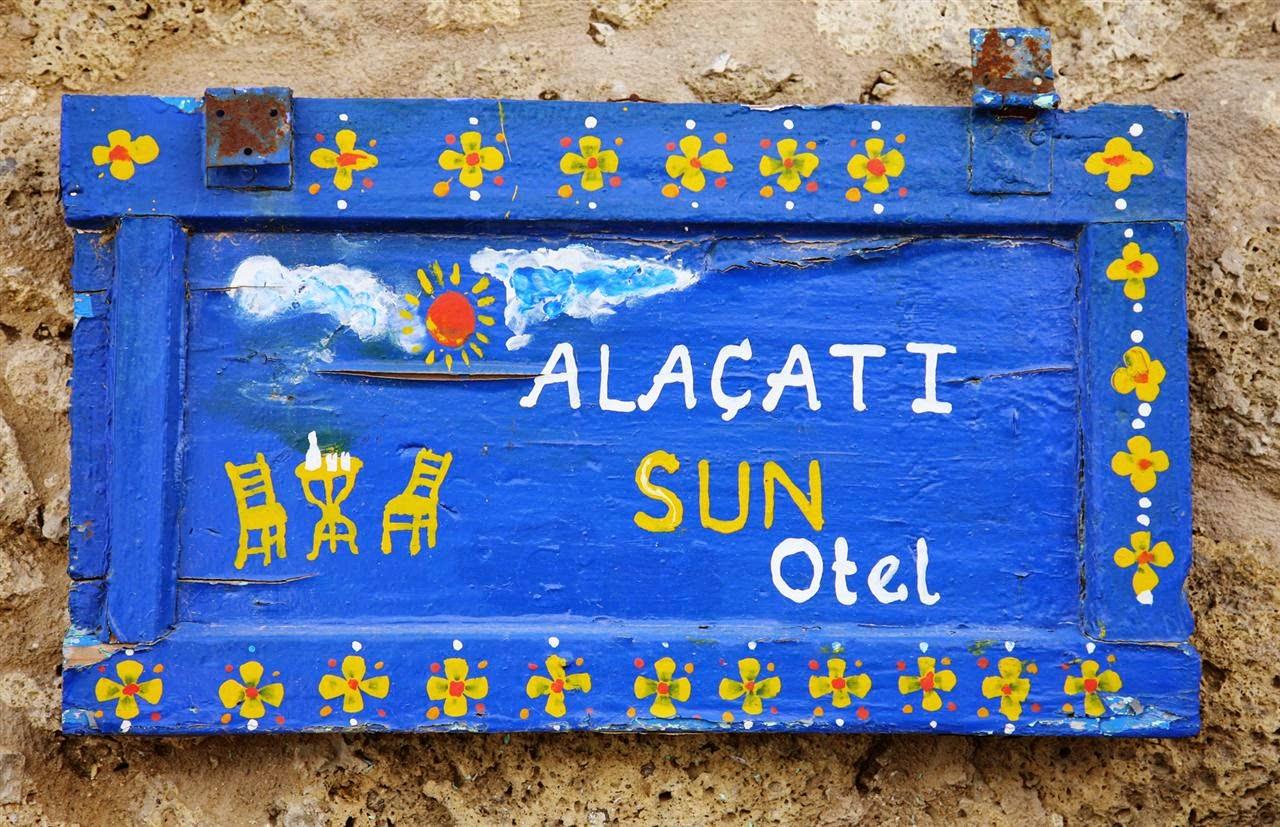 Alaçatı Sun Butik Otel