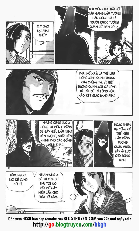Hiệp Khách Giang Hồ chap 117 page 13 - IZTruyenTranh.com