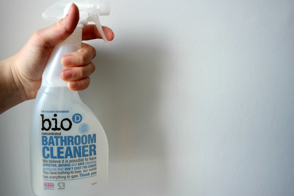 bio-D Bathroom Cleaner