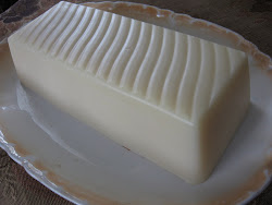 Goat milk soap bricks