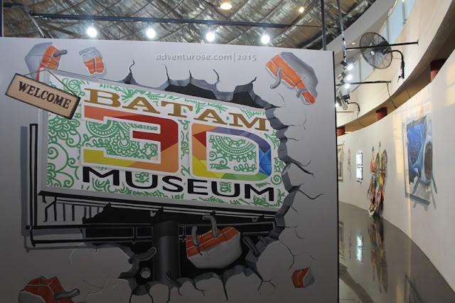 batam 3d museum, trick eye, museum 3d, batam