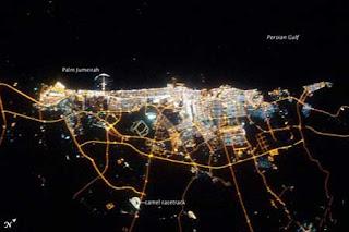 صور مدن العالم من المحطه الفضائيه الدوليه Image009
