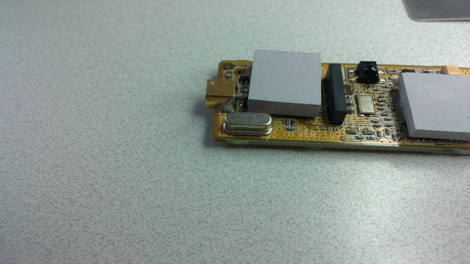 Basic DVB-T Stick