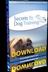 Dog Training Secrets...
