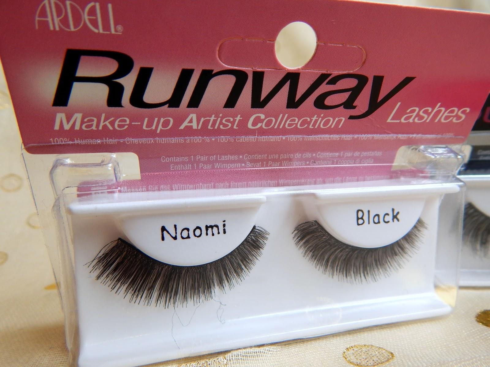 Salons Direct, Ardell Runway Strip Lashes Naomi Black, georgina grogan, shemightbeloved