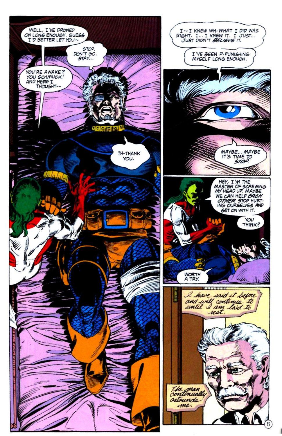 Deathstroke (1991) Issue #15 #20 - English 7