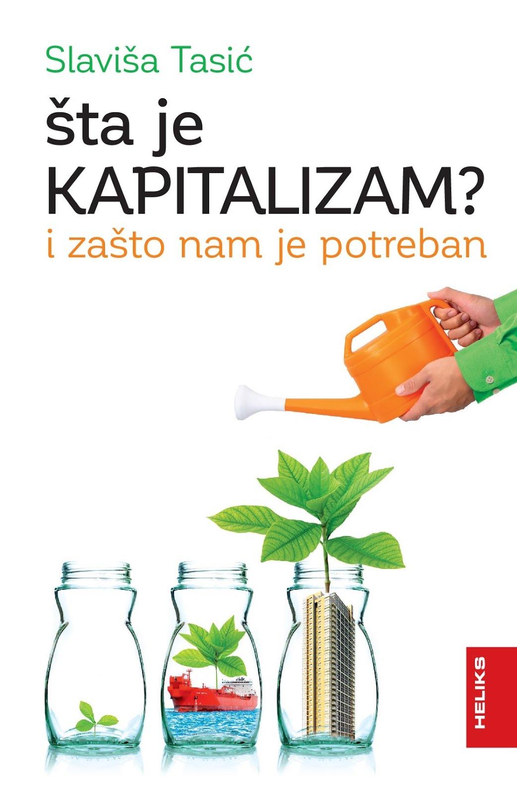 """Knjiga """"Šta je kapitalizam?"""""""