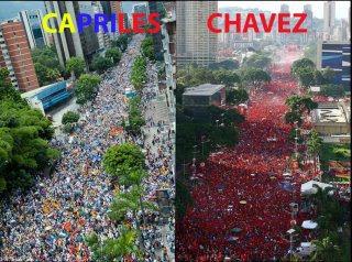 Sobre Las Fotos De Las Marchas