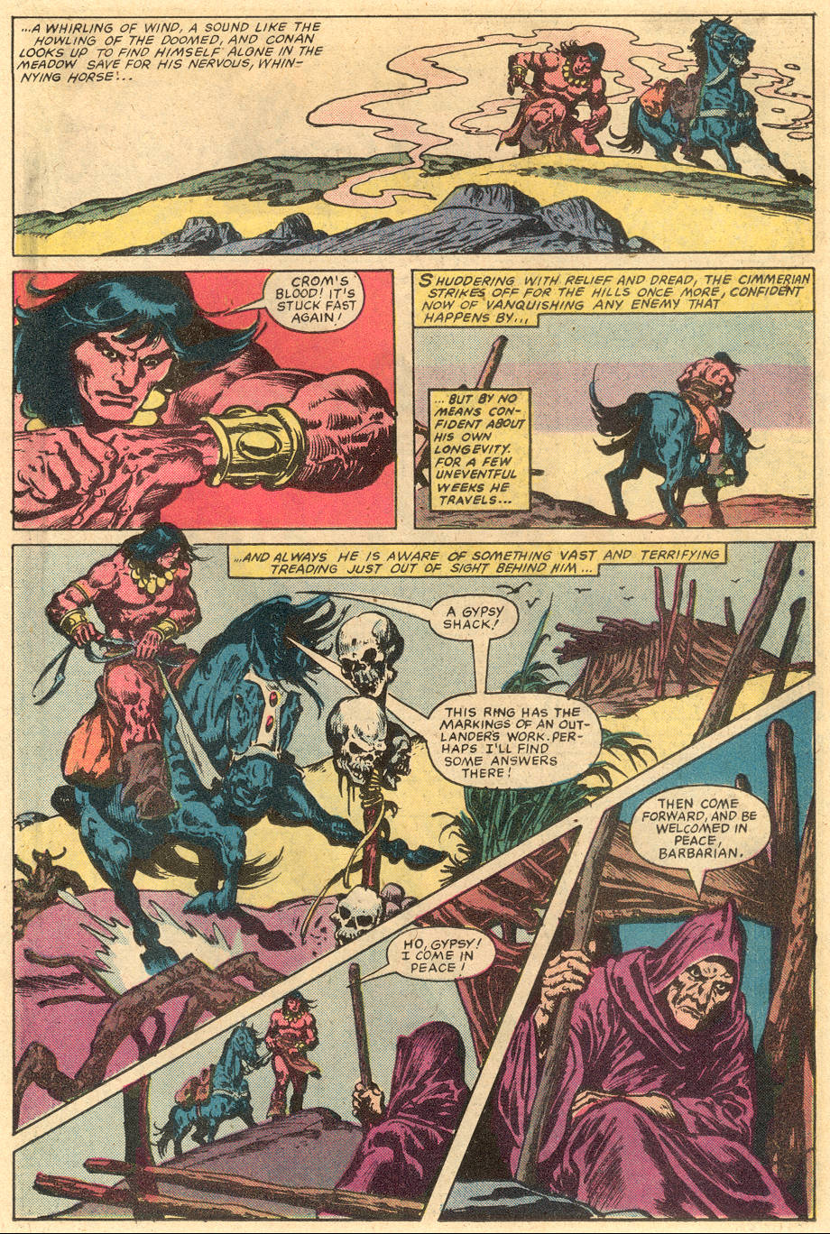 Conan the Barbarian (1970) Issue #131 #143 - English 14