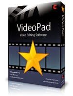VideoPad Video Editor Free-logo