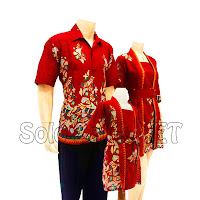 SK003 - Sarimbit Batik Keluarga Pasangan Solo 2013