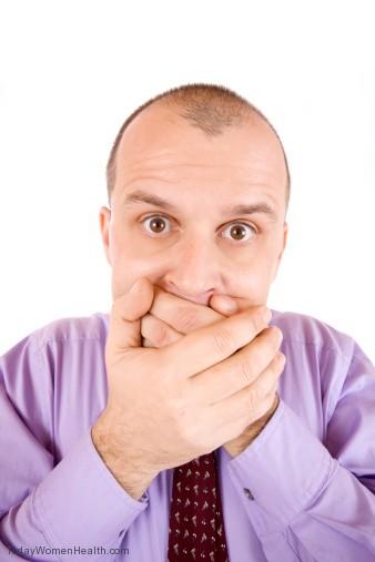 علاج رائحة الفم الكريهة حل مشكلة رائحة الفم الكريهة