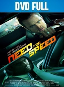 Need For Speed DVDR Full Español Latino 2014